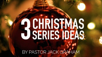 3 Ideas For A Christmas Series