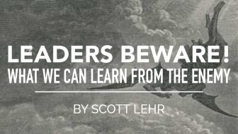 Leaders Beware
