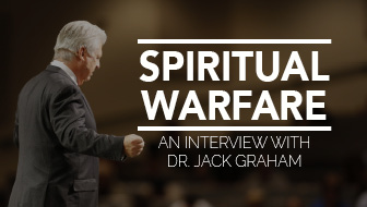 Spiritual Warfare: An Interview With Pastor Jack Graham