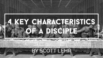 4 Characteristics of a Disciple-1