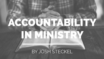Accountability in Ministry
