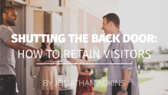 Shutting the Back Door: How to Retain Visitors