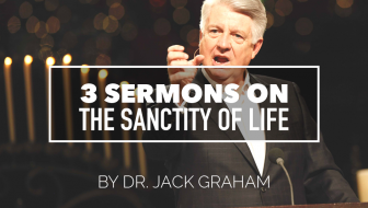3 Sermons On The Sanctity Of Life