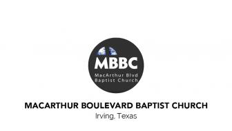 MacArthur Boulevard Baptist Church