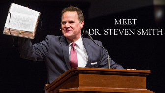 Meet Dr. Steven Smith
