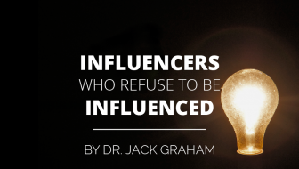 Influencers Who Refuse To Be Influenced