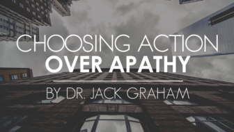 Choosing Action over Apathy