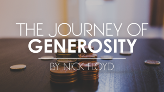 The Journey of Generosity