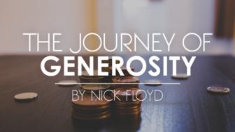 The Journey of Generosity