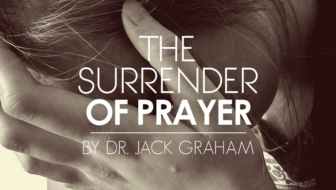 The Surrender of Prayer
