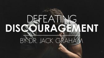 Defeating Discouragement